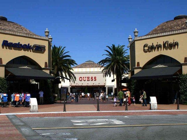 Outlets em San Francisco na Califórnia