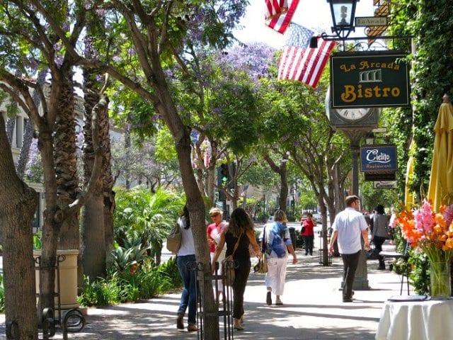 Cinco razões para visitar Santa Barbara na Califórnia
