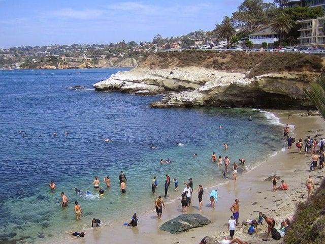 La Jolla em San Diego   Praia, compras e diversão