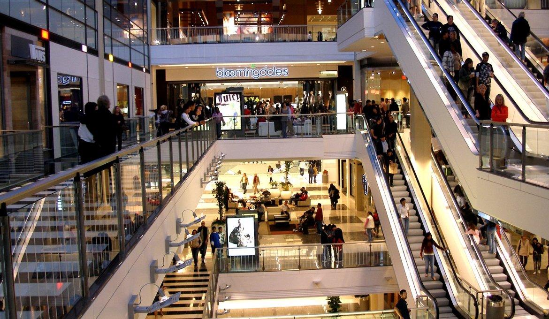 Shoppings em San Francisco na Califórnia