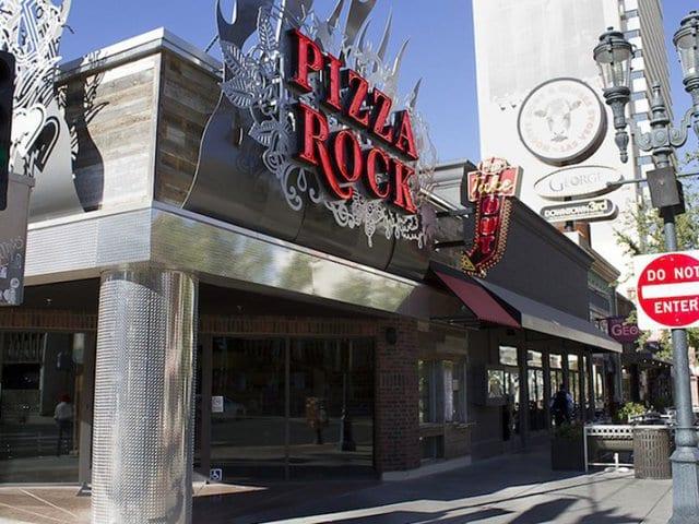 Pizzaria Pizza Rock em Las Vegas