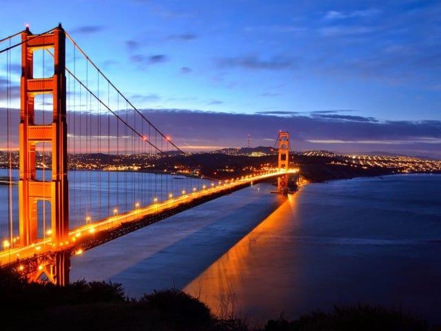 Seguro viagem para San Francisco na Califórnia
