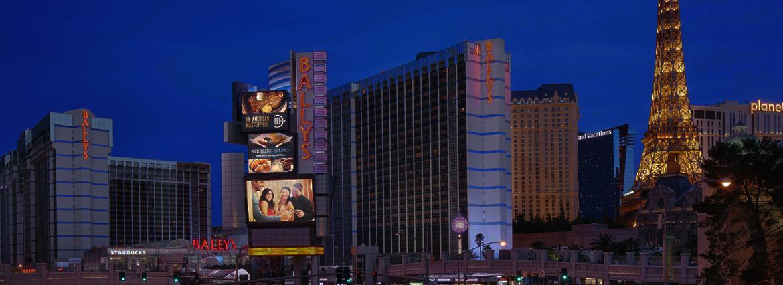 Bally's Hotel e Cassino em Las Vegas