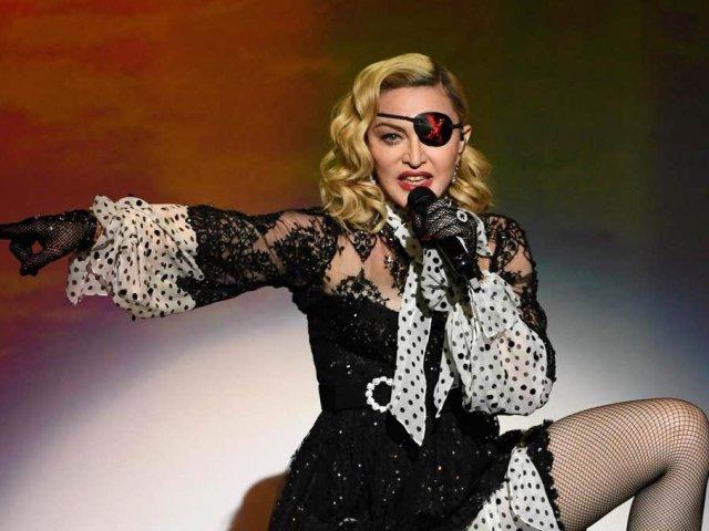 Show da Madonna 24/10/2015 em Las Vegas