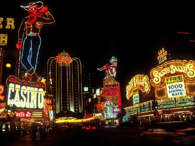 Las Vegas pode ser vista do espaço