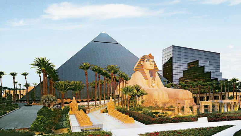 Hotel The Luxor em Las Vegas