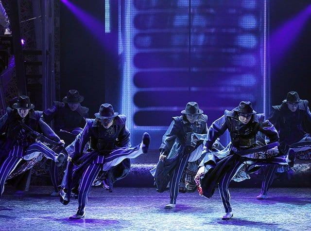 Show Michael Jackson One em Las Vegas