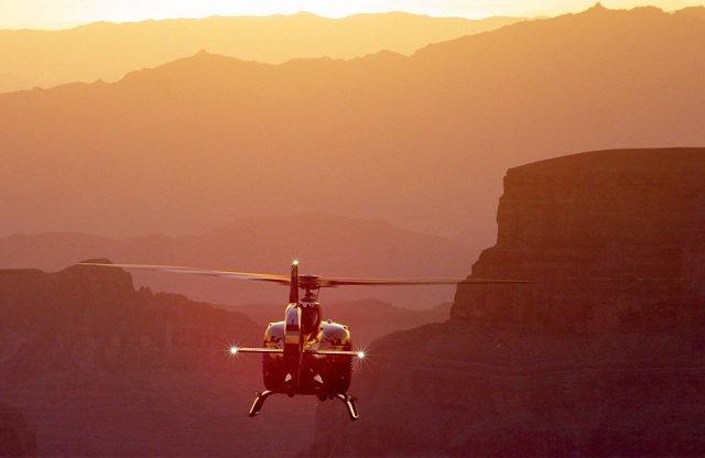 Excursão ao pôr do sol no Grand Canyon