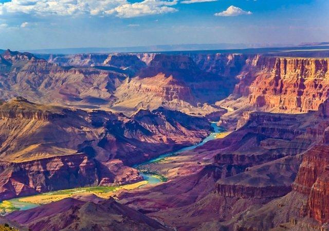 Passeio pela Margem Sul do Grand Canyon