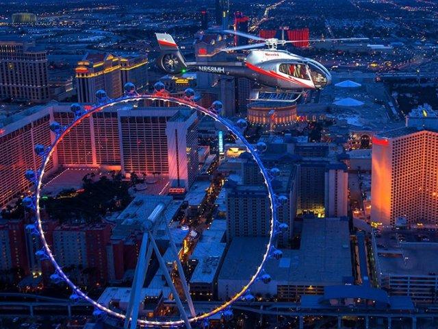 Passeio Vegas Nights