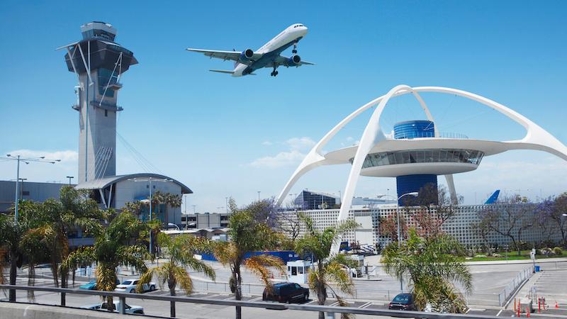 Aeroporto de Los Angeles