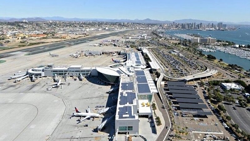 Aeroporto Internacional de San Diego
