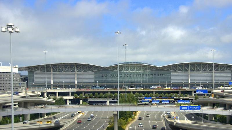 Aeroporto Internacional de San Francisco
